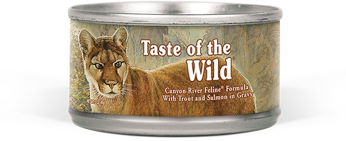 Taste Of The Wild Canyon River Cat Food Reviews