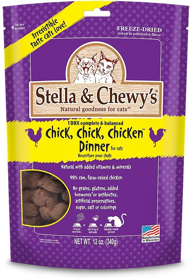 Stella And Chewy S Freeze Dried Cat Food Reviews