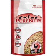 PureBites Chicken Breast Freeze-Dried Raw Cat Treats, 1.09-oz bag