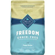 Blue Buffalo Freedom Puppy Chicken Recipe Grain-Free Dry Dog Food, 24-lb bag