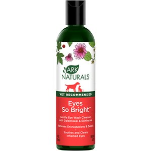 Ark Naturals Eyes So Bright Dog & Cat Gentle Cleanser