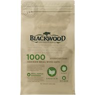 Blackwood 1000 Chicken Meal & Oats Recipe Everyday Diet Adult Dry Dog Food, 30-lb bag