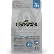 Blackwood 5000 Catfish Meal & Pearled Barley Sensitive Skin & Stomach Formula Dry Dog Food, 30-lb bag