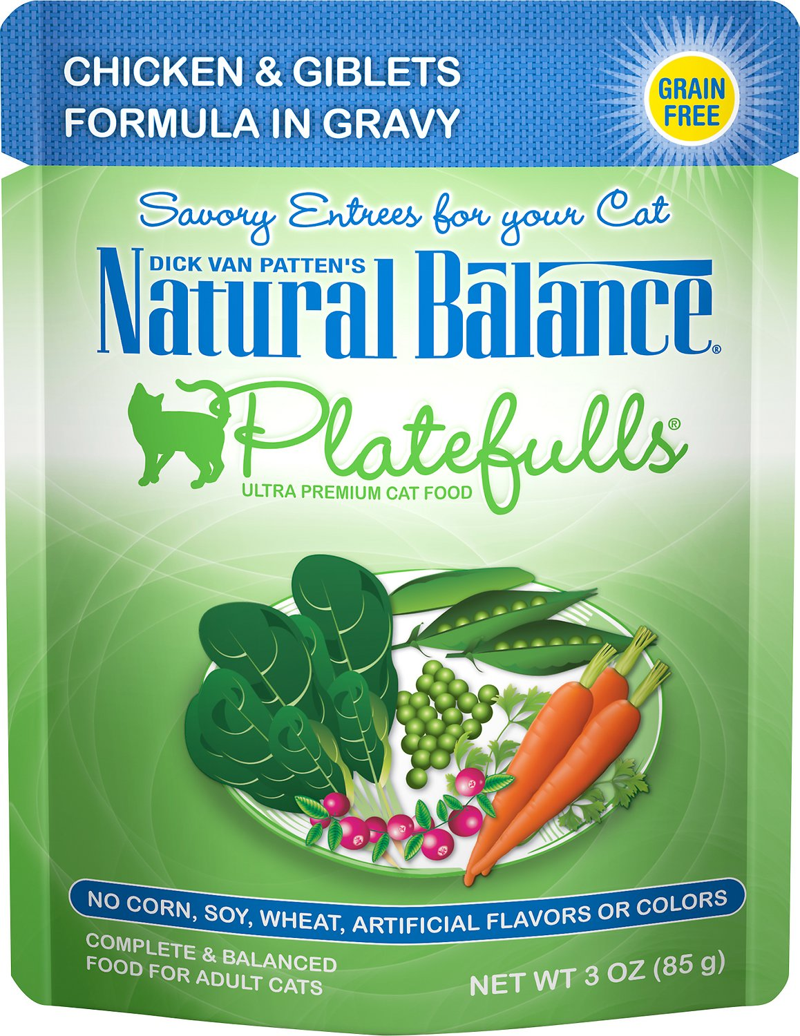 Natural Balance Cat Food Chicken And Giblets