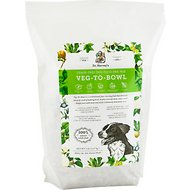 Dr. Harvey's Veg-To-Bowl Grain-Free Dog Food Pre-Mix, 5-lb bag