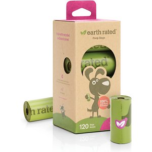 Earth Rated PoopBags Refill Pack