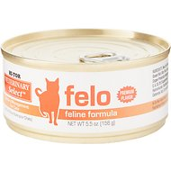 HI-TOR Veterinary Select Felo Diet Canned Cat Food, 5.5-oz, case of 24