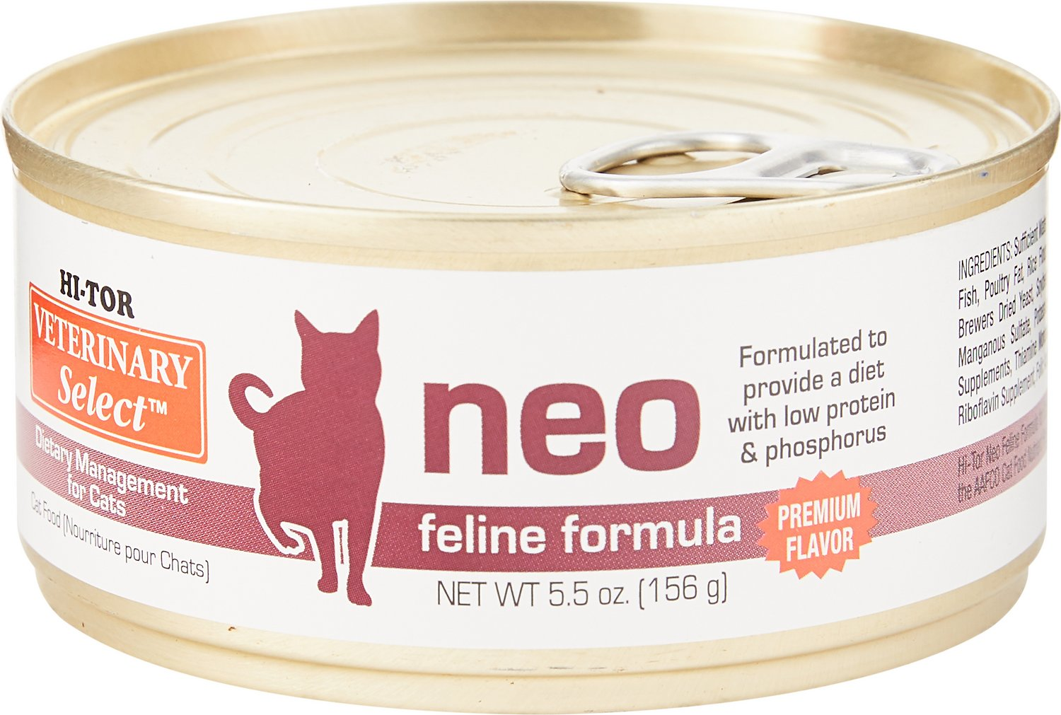 Food Low In Phosphorus For Cats