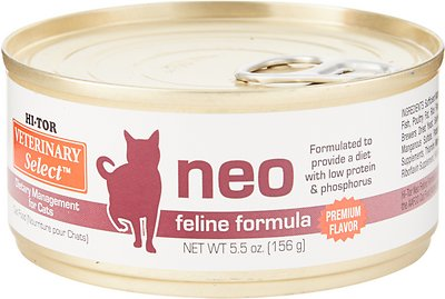 8. Hi-Tor Veterinary Select Neo Diet for Cats