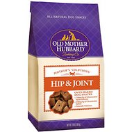 Old Mother Hubbard Mother's Solution's Hip & Joint Baked Dog Treats, 20-oz bag