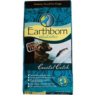 Earthborn Holistic Coastal Catch Grain-Free Natural Dry Dog Food, 28-lb bag