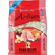 Grandma Lucy's Artisan Grain-Free Pork Freeze-Dried Dog Food, 10-lb bag