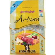 Grandma Lucy's Artisan Grain-Free Bison Freeze-Dried Dog Food, 3-lb bag