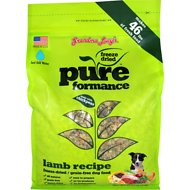 Grandma Lucy's Pureformance Grain-Free Lamb Freeze-Dried Dog Food, 10-lb bag