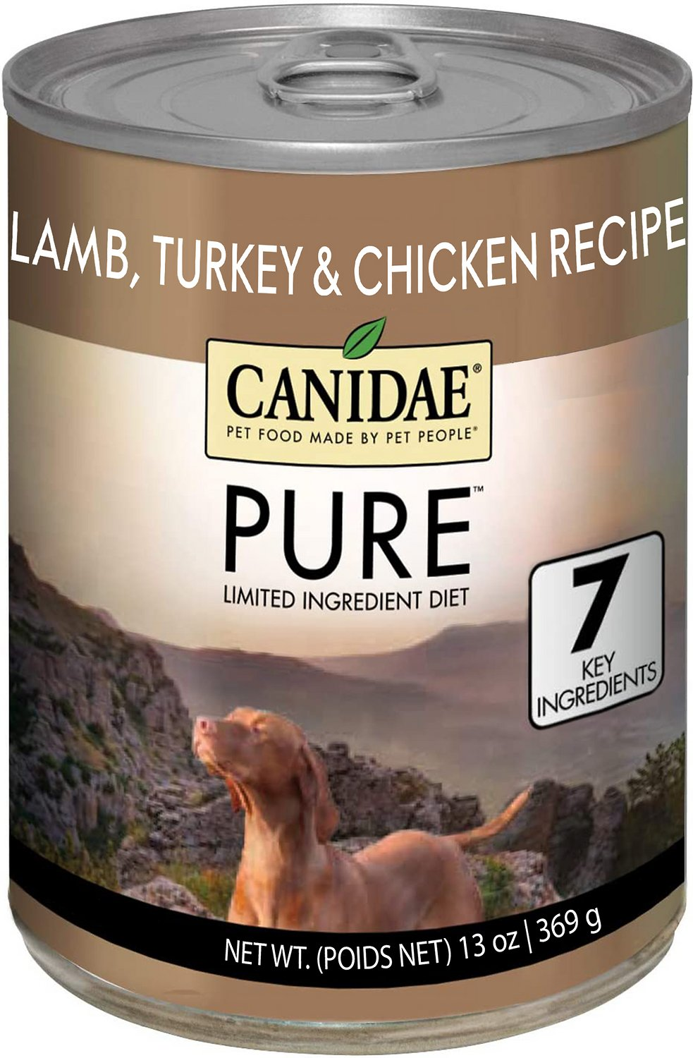 Canidae Canned Dog Food Free Shipping