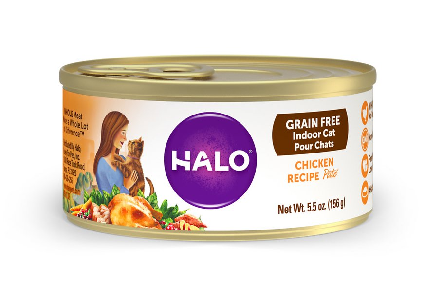 Halo Wet Dog Food