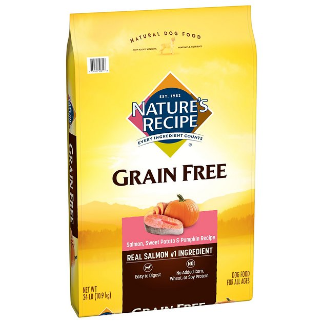 Natures Recipe Grain Free Cat Food
