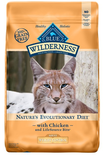 Blue Buffalo Wilderness Weight Control Dog Food