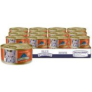 Blue Buffalo Wilderness Turkey Grain-Free Canned Cat Food, 5.5-oz, case of 24