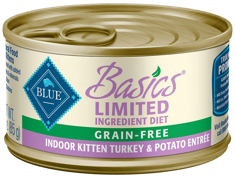 Blue Limited Ingredient Cat Food