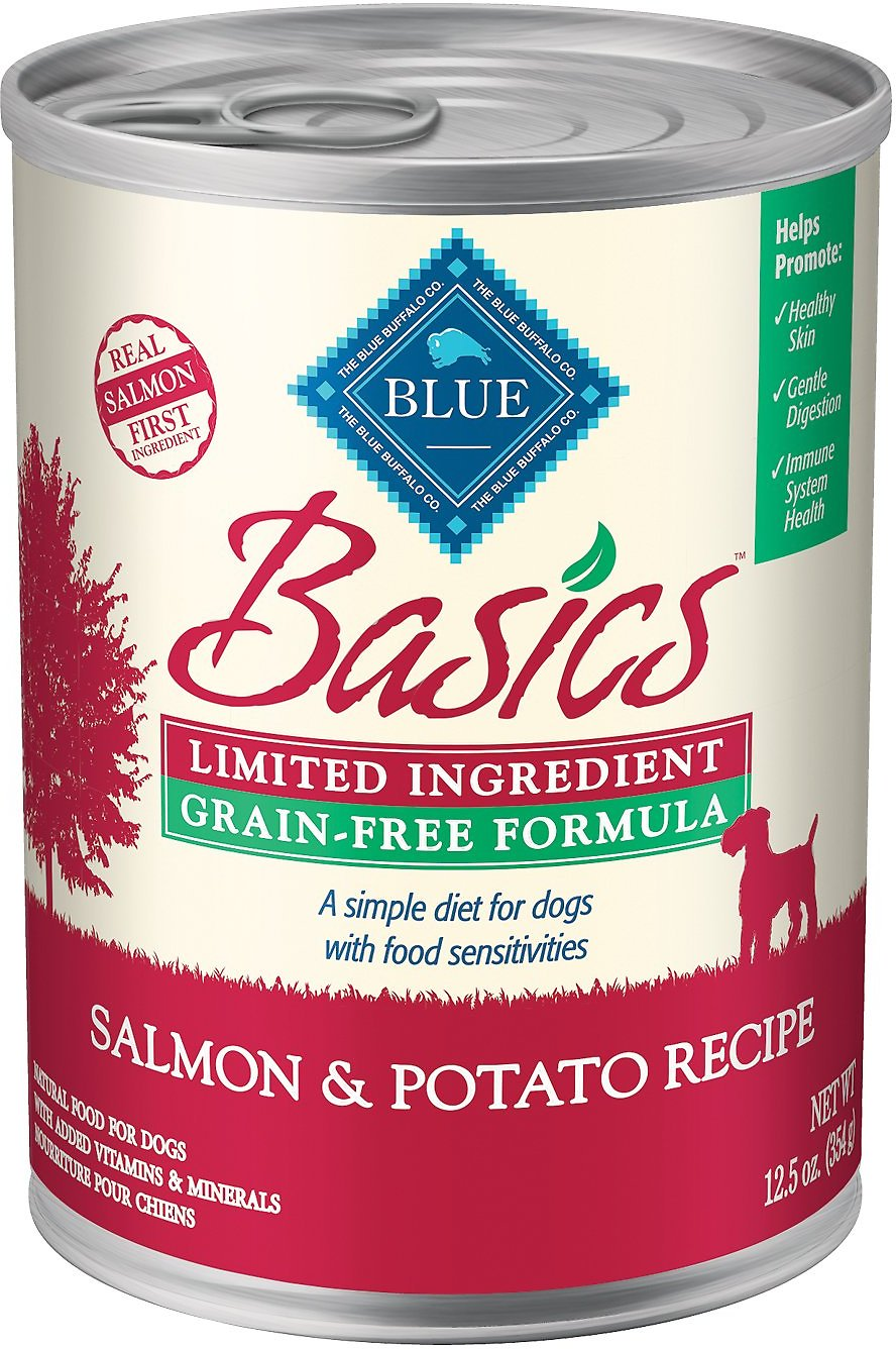 Blue Buffalo Basics Limited Ingredient Grain Free Salmon