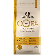 Wellness CORE Grain-Free Indoor Formula Dry Cat Food, 2-lb bag
