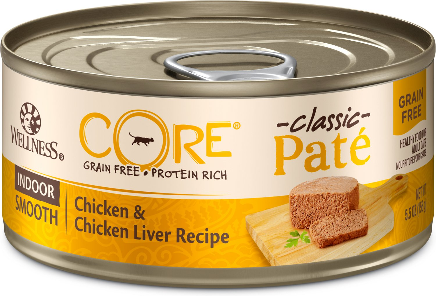 Wellness Core Indoor Canned Cat Food Reviews