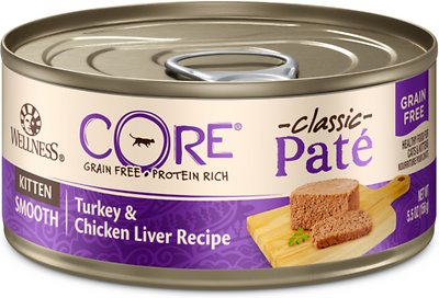 1. Wellness CORE Natural Grain-Free Canned