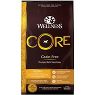 Wellness CORE Grain-Free Puppy Chicken & Turkey Recipe Dry Dog Food