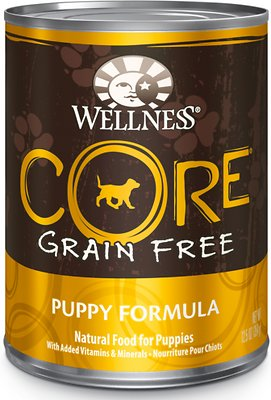 Wellness CORE Grain-Free Puppy Formula Canned Dog Food