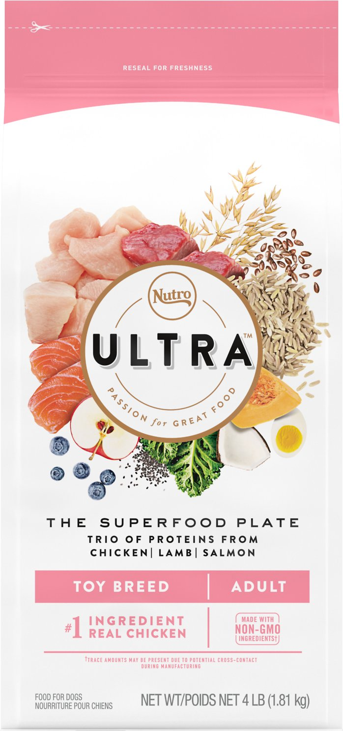 Nutro Ultra Toy Breed Adult Dry Dog Food