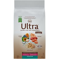 Nutro Ultra Small Breed Senior Dry Dog Food, 8-lb bag