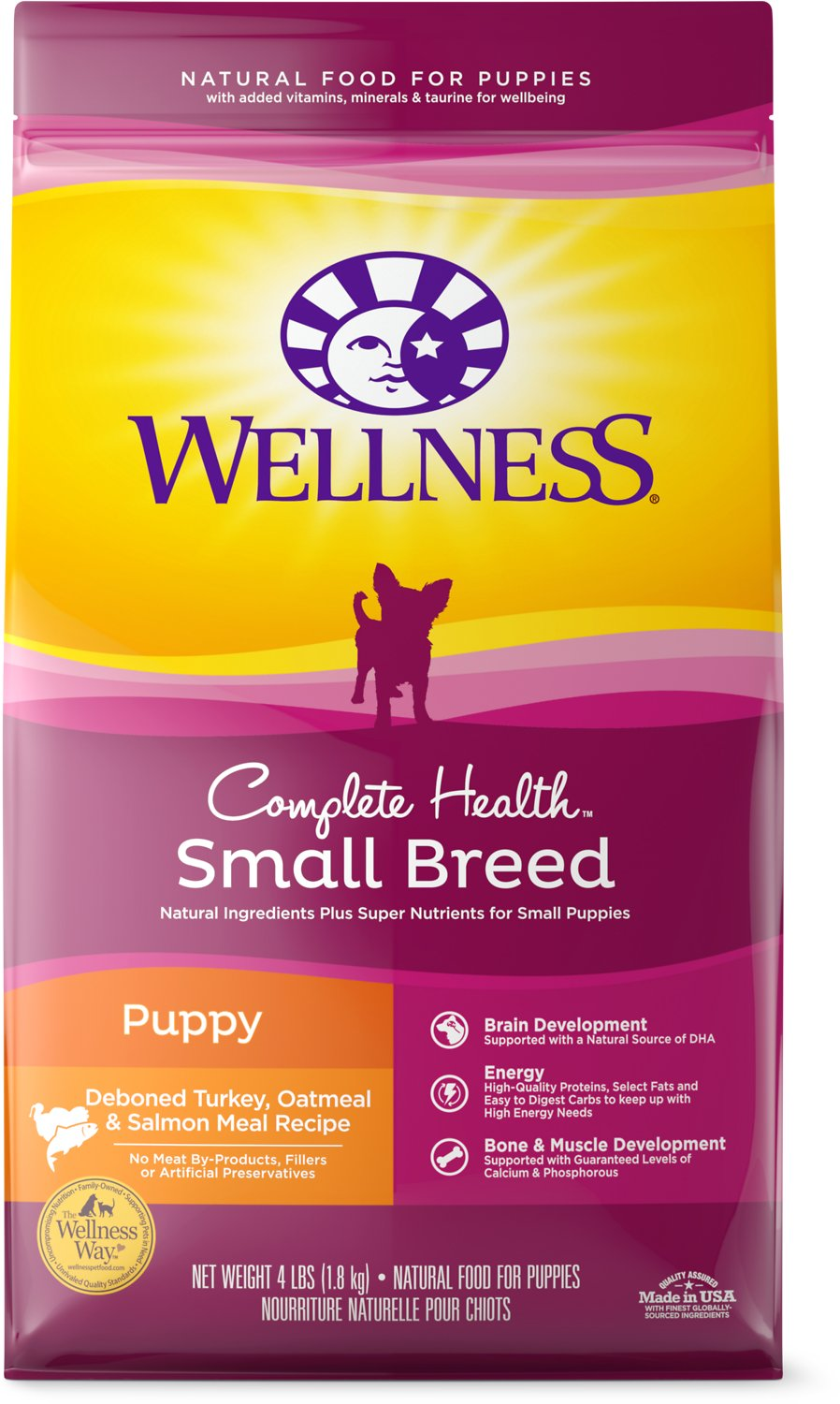 Wellness Small Breed Complete Health