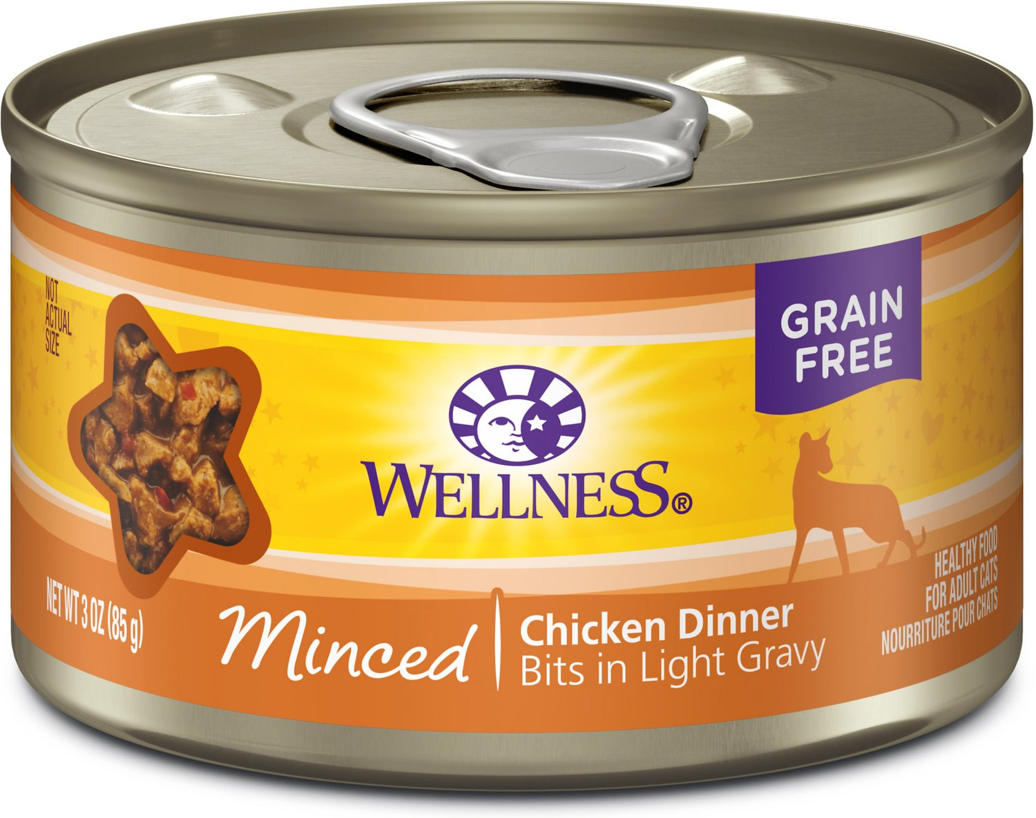 Wellness Grain Free Canned Cat Food Reviews