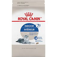 Royal Canin Indoor 7+ Dry Cat Food, 2.5-lb bag