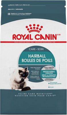 9. Royal Canin Hairball Care Dry Cat Food