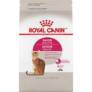 Royal Canin Savor Selective Dry Cat Food, 6-lb bag