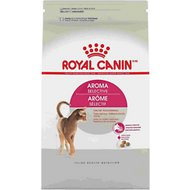 Royal Canin Aromatic Selective Dry Cat Food, 3-lb bag