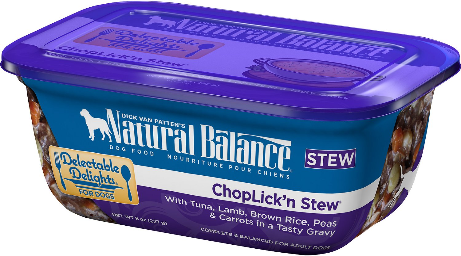 Natural Balance Delectable Delights Dog Food