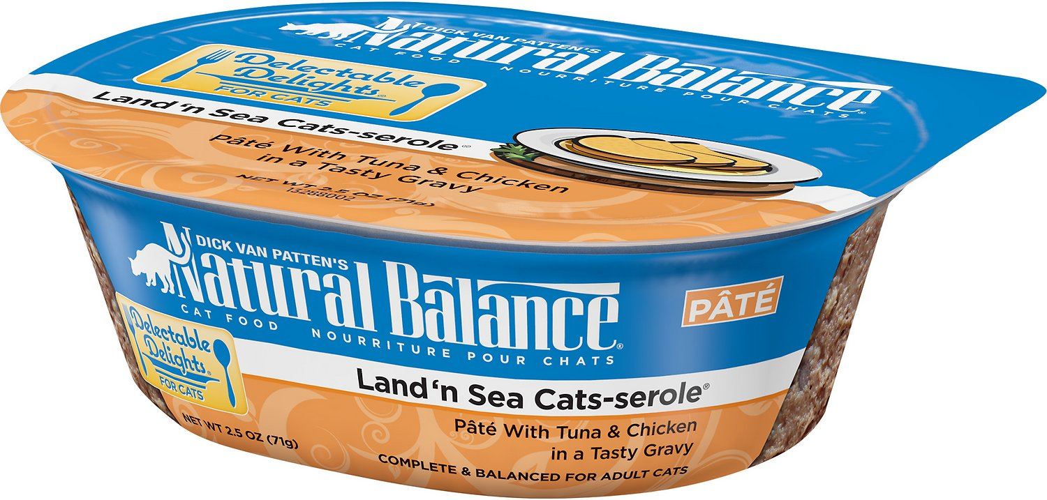 Delectable Delights Cat Food