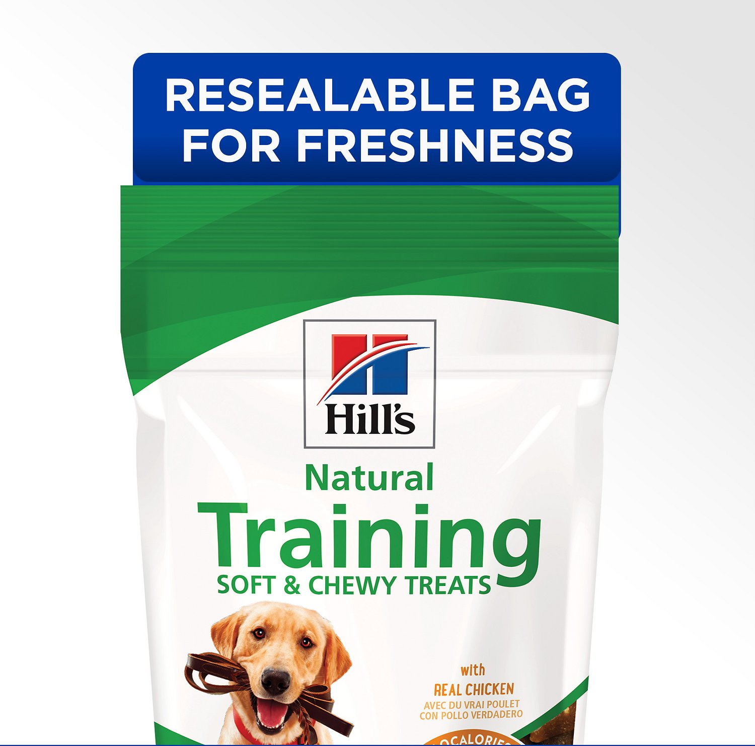 Hill's Science Diet Soft & Chewy Training Treats with Real