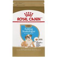 Royal Canin Bulldog Puppy Dry Dog Food, 30-lb bag