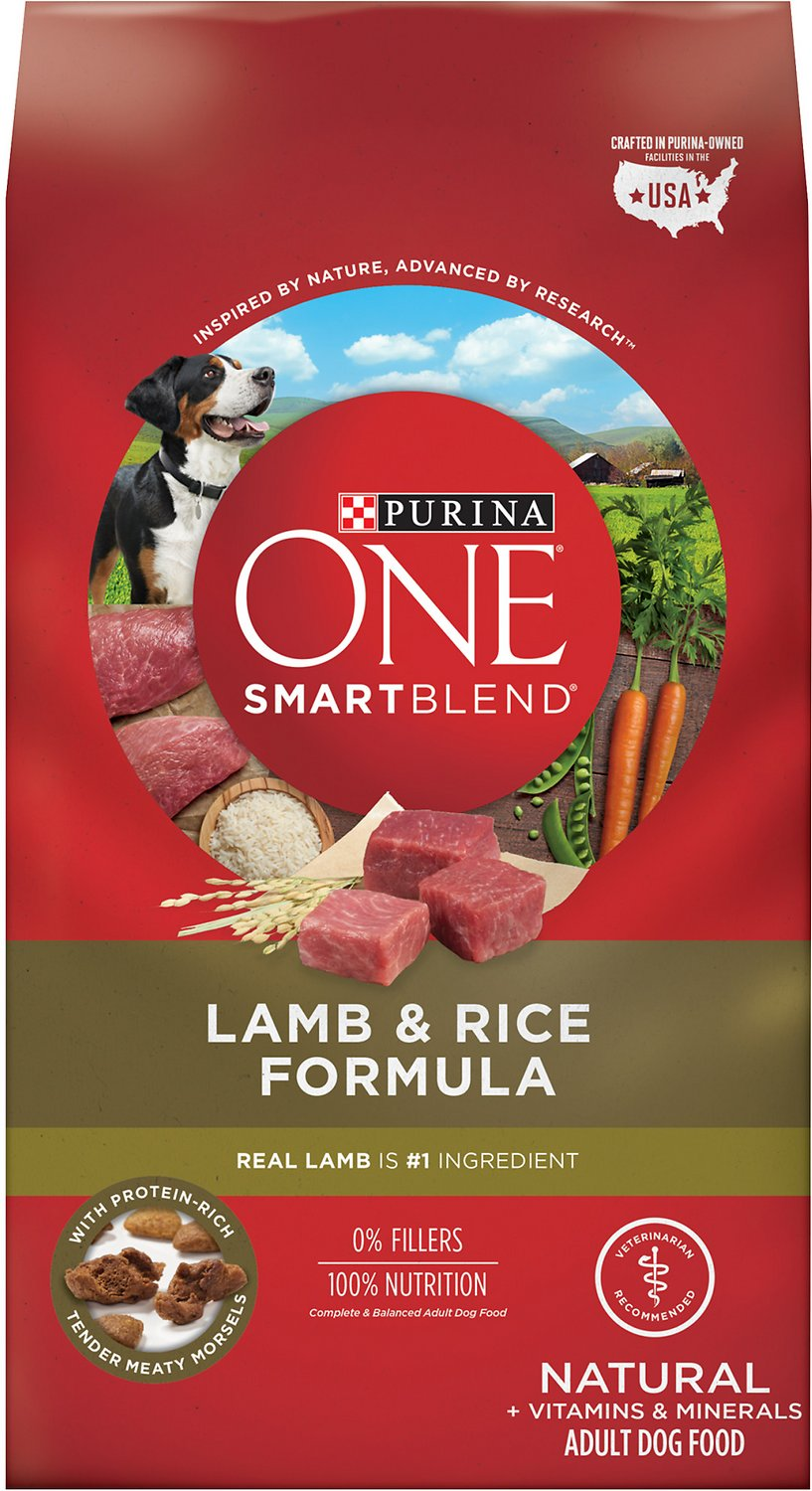 Purina One Lamb And Rice Dog Food Reviews