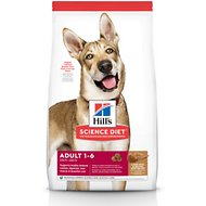Hill's Science Diet Adult Lamb Meal & Brown Rice Recipe Dry Dog Food, 33-lb bag