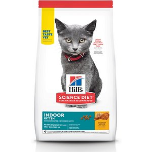 Hill's Science Diet Indoor Kitten Dry Cat Food