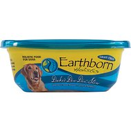Earthborn Holistic Duke's Din-Din Grain-Free Natural Moist Dog Food