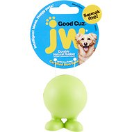 JW Pet Good Cuz Dog Toy, Color Varies, Small