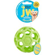 JW Pet Hol-ee Roller Dog Toy, Color Varies, Small