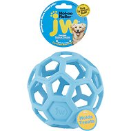 JW Pet Hol-ee Roller Dog Toy, Color Varies, Large