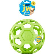 JW Pet Hol-ee Roller Dog Toy, Color Varies, Jumbo